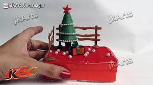 How To Make A Christmas Card Online - diy paper quilling christmas tree how to make jk arts 445