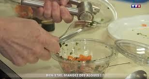 recette cuisine sur tf1 atelier de cuisine aux algues sur tf1 régine quéva
