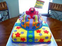 elmo birthday cake by magic bakes denver colorado birthday cakes