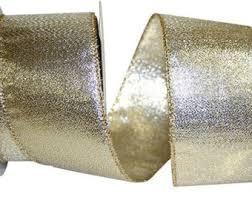 metallic ribbon lame firma metallic ribbon we 2 colors widths 20yds from