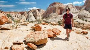 Utah travel clock images Capitol reef escalante hiking travel with rei
