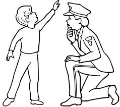 police coloring pages httpscoloringpincomwp