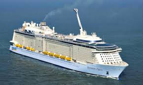 royal caribbean anthem of the seas family friendly review