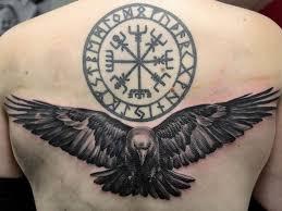 nordic raven tattoo creativefan