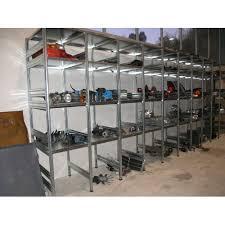 scaffali prezzo scaffalatura metallica zincata ad incastro con 5 piani cm