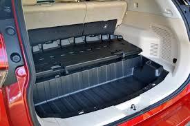 nissan rogue luggage capacity 2017 nissan rogue hybrid review autoguide com news