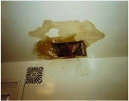 Repair Ceiling Hole by Diy Repair Drywall Water Damage Do It Yourself Help Com