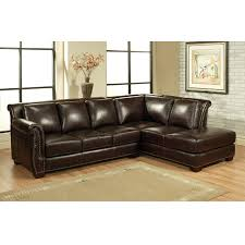 Arizona Leather Sofa by Leather Sofa With Chaise Roselawnlutheran