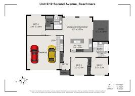 3 Bedroom Villa Floor Plans by 3 Bedroom Villa Close To The Beach In Beachmere U2013 Extra Realty