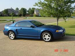 2000 blue mustang 2000atlanticgt 2000 ford mustang specs photos modification info