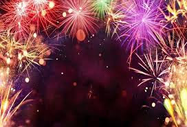 new years back drop happy new year 5x3ft fireworks studio background photography