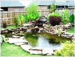 Garden Pond Ideas Small Garden Pond Ideas Small Backyard Fish Pond Ideas Pond Garden