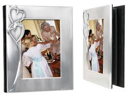 personalized wedding photo album wedding album fran engraving