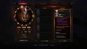 build a doctor diablo 3 ros doctor witch doctor build pc xboxone ps4