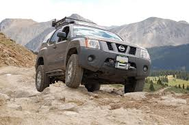 nissan xterra lifted off road rockymtnx purpose built gone second generation nissan