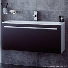 Designer Bathroom Furniture Slimline Vanity Units Bathroom Furniture Bathroom Decoration