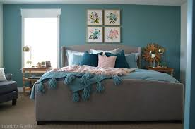colorful master bedroom create an upscale master bedroom using paint