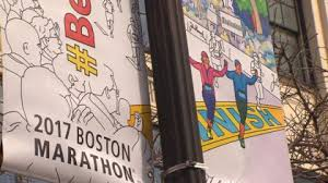 make it your moment 2017 boston marathon banners unveiled cbs
