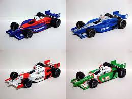 racing car papercrafts papercraftsquare com
