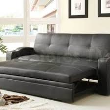 Click Clack Bed Settee Leather Sleeper Sofa Full Size Http Stressjudocoaching Us