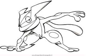 superb kitty color colouring pages 2 greninja