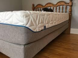 Tempurpedic Adjustable Bed Reviews Tempurpedic Cloud Elite Review The Sleep Sherpa