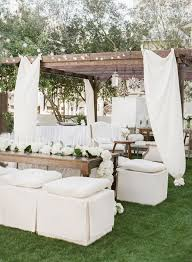 Backyard Sweet 16 Party Ideas White On White All White Weddings Topweddingsites Com
