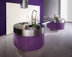 Orange Kitchen Decor by Best Purple Kitchen Decor House Interior And Furniture