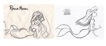 disney mermaid concept animation lulemee ooak