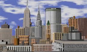 backdrop city broadway