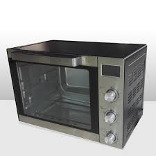 Portable Toaster Oven Good Quality 45l 50l 55l 60l Countertop Toaster Baking Oven Big