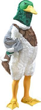 duck costume white duck costume at boston costume