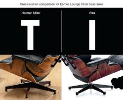 since charles and ray eames genuine eames lounge chair for sale
