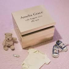 Personalised Keepsake Box Personalised Wooden Memory Keepsake Box