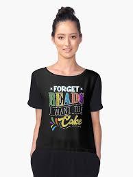mardi gras apparel forget i want the cake mardi gras apparel graphic t shirt