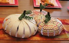 thanksgiving centerpieces paper pumpkin craft for kids 165 haammss