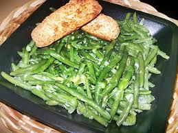 cuisiner des haricots verts recette haricots verts au roquefort cuisinez haricots verts au
