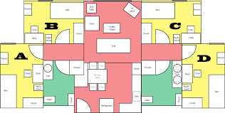 Physical Therapy Clinic Floor Plans Campus Apartments Daemen College