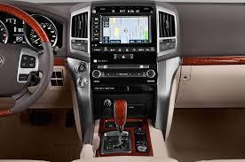 Toyota Land Cruiser Interior 2015 Toyota Land Cruiser Instrument Panel Interior Photo