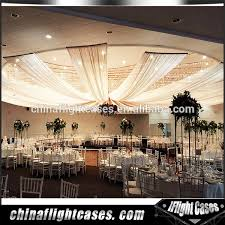 Celing Drapes Wedding Ceiling Drape Wedding Ceiling Drape Suppliers And