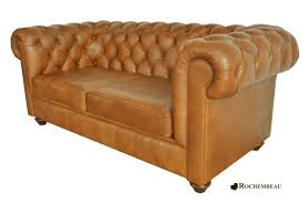 chesterfield canape newton chesterfield sofa rochembeau sheepskin leather