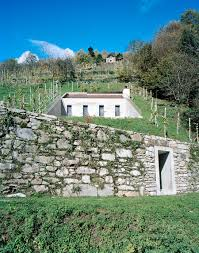 Slope House Underground House The Antithesis To A House On A Slope