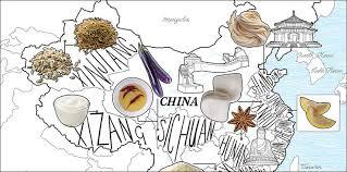 regional cuisine sheet regional cuisine food food fanatics
