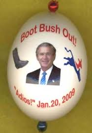 george bush ornament 2009 tracytrends