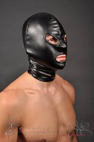 leather mask leather mask master