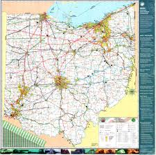 Map Of Cities In Ohio by 2007 2009 Rail Map Images All Pictures