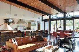Eichler Style 100 Eichler Style Home Mid Century Eichler Home Gets A Bold