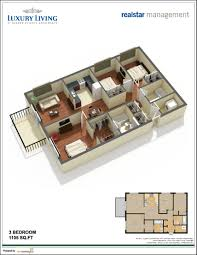 interior cm planning basic natty room realstar apartments classy