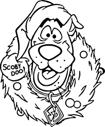 articles scooby doo coloring pages free print tag scooby