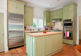 How To Sand Kitchen Cabinets How To Freshen Up Melamine And Laminate With Paint